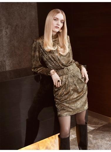 Ipekyol Elbise Altın